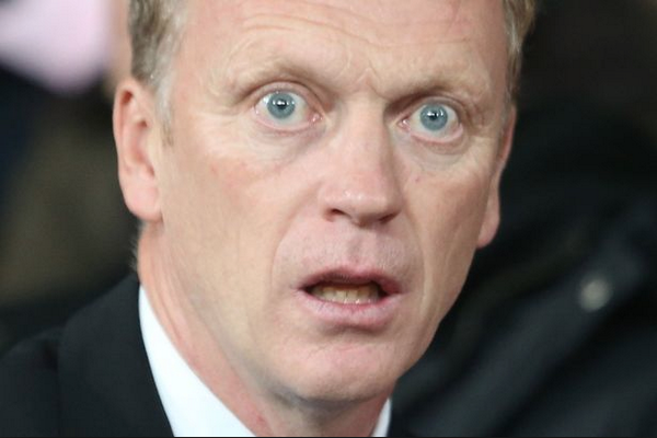 "Lol> "" @BBCSporf: BREAKING: David Moyes reacts to Darren Bent's 93rd minute equaliser. http://t.co/TmleKlPIip  """