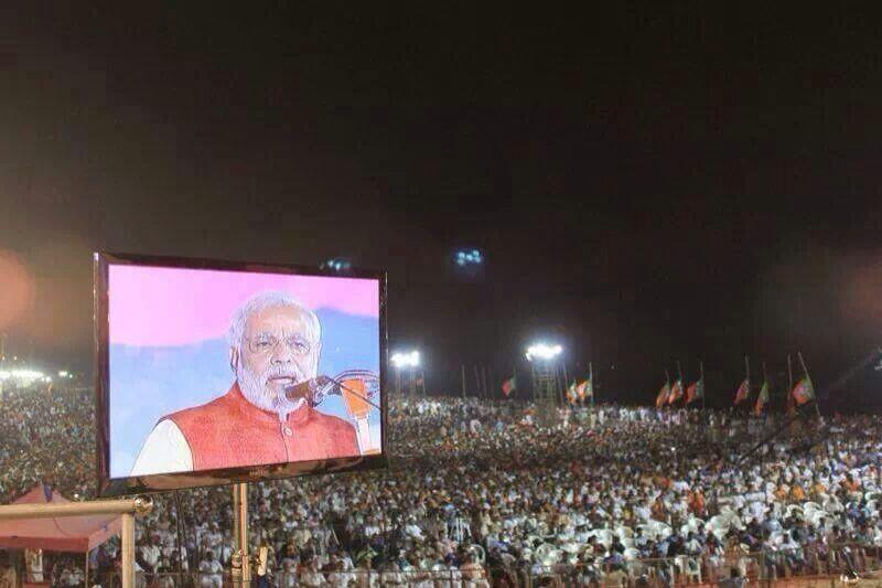 Modi in Trivandrum pictures BgDfFtRCQAAUiua