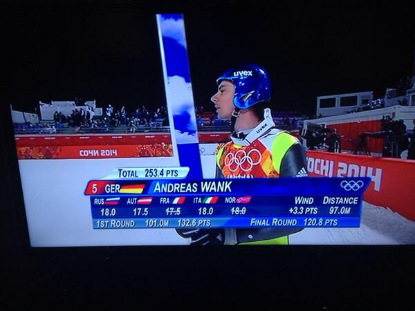 Best name of the Winter Olympics so far... http://t.co/g7YeglRjrG