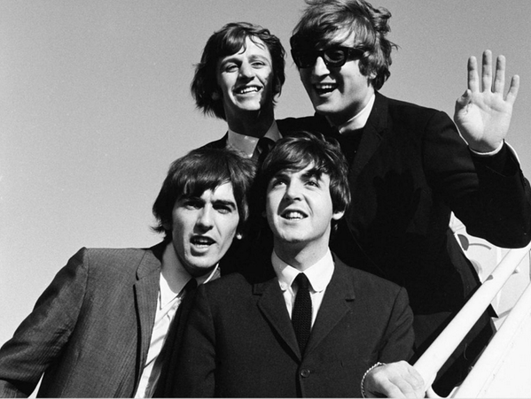 It's Gonna Be Alright! #Beatles50 http://t.co/1vEH9Kf9YV