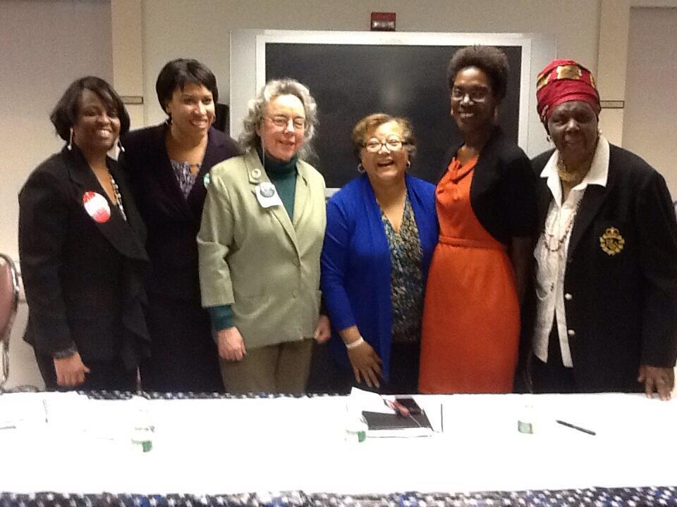 DC Women in Politics - Candidates