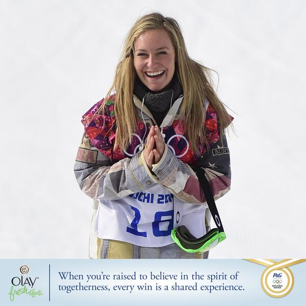 Congratulations @FreshEffects athlete @Jme_Anderson on GOLD in the Women's Slopestyle Snowboarding competition! http://t.co/tRYcZCw3xK
