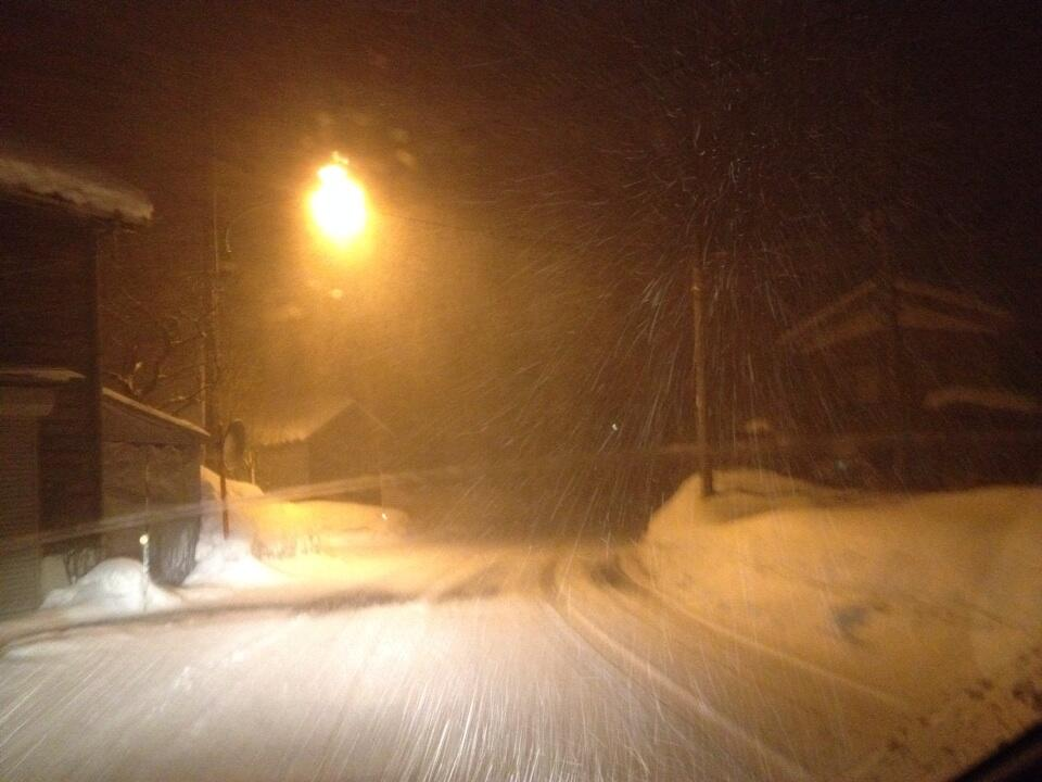Myoko Kogen Snow Report 11th February 2014