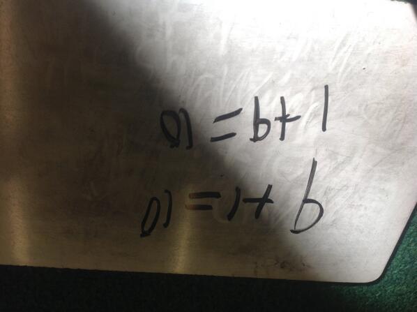 9+1=10  1+9=10 benson #1stnumbertalks http://t.co/bF4Wfmozac