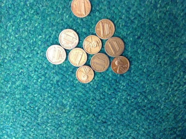 I have 10 peny,s that is 10 ses by Kiana. #1stnumbertalks http://t.co/VqgVxTQ4Gu
