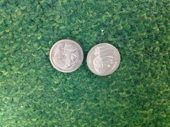A nickel is 5 and a nuthr one is 5 so that is 10 Jared  #1stnumbertalks http://t.co/ZmzsszNwEl