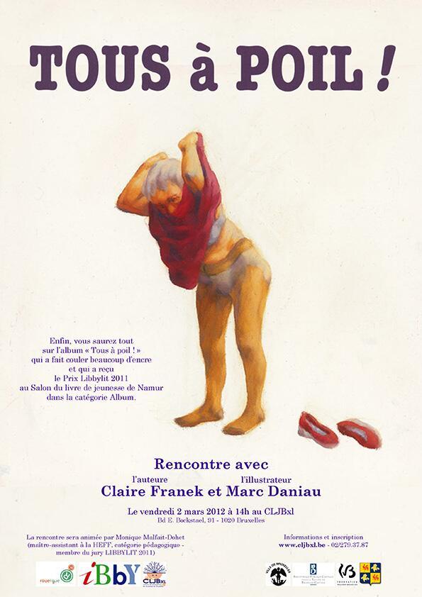 « Tous à poil » : Copé s'attaque à la littérature jeunesse http://t.co/Khybr5BSbY http://t.co/6fzk69gDee