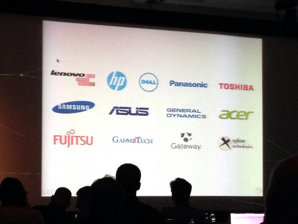 If your laptop belongs to one of these vendors it could remotely wiped via Computrace component #TheSAS2014 http://t.co/7bZMGybngi