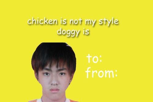 Kpop Valentine Cards Akpopvalentine Twitter