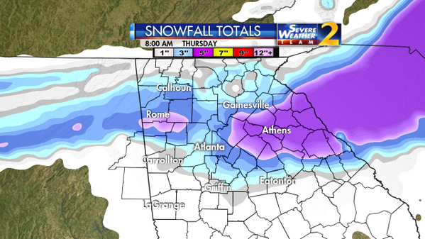 Snow totals. Updates on #wsbtv at 4/5/6/11pm #stormwatchon2 http://t.co/XEofLPOzX9