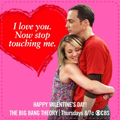 Not the touchy feely kind? Spread virtual #BigBangTheory love by RTing this post! http://t.co/LdEtjj2XGF http://t.co/fIIyCrlKgG
