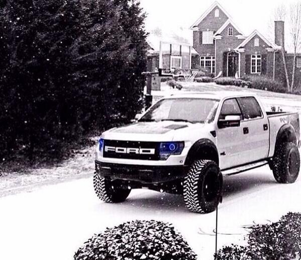 Sexy ford raptor