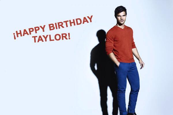 En España ya son las 12, hoy Taylor cumple un años más. Felicidades, espero que este año te traiga lo mejor <3 http://t.co/S5mH782f41