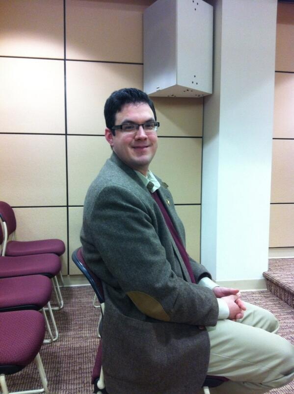 Meet Michael Lenhart, the new  director of the #Pottstown Parks and Recreation Dept. @MercuryX http://t.co/epZseLwEVk