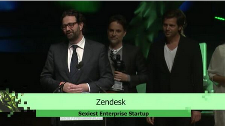We're honored to be @Techcrunch's Sexiest Enterprise Startup: http://t.co/ha9HXCsxag