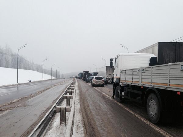 М4 ДОН Воронежская область ДТП 11.02.2014