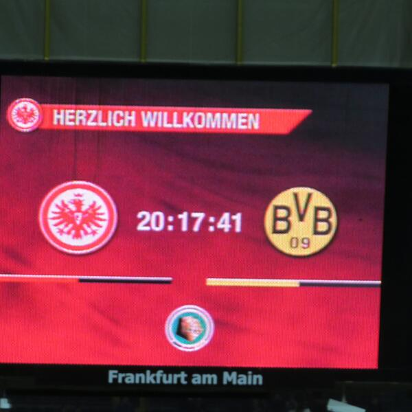 Image Result For Borussia Dortmund Vs Eintracht Frankfurt Vivo Online