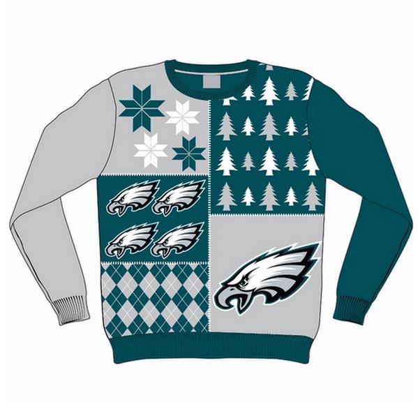 Ugly Sweater Favorite Nfl Team Eagles Nfl On Espn Scoopnest