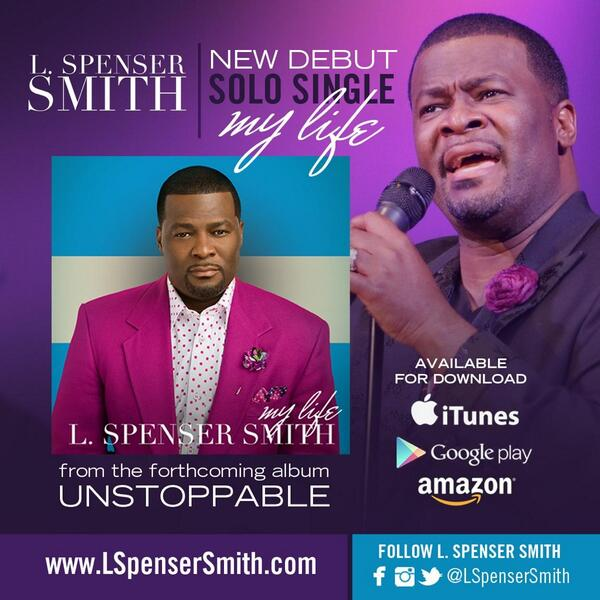 "#NewMusicTuesday Download/rate @LSpenserSmith #NEWSINGLE ""MY LIFE"" & check his #NewWebsite http://t.co/CNA4nXn8p6 http://t.co/nLRRF1hZaC"
