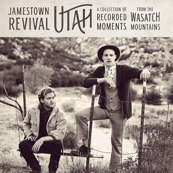 My band Jamestown Revival released UTAH today. Have a listen & let me know what you think! http://t.co/7Ulg5t6hJU http://t.co/hNCHANRw3L