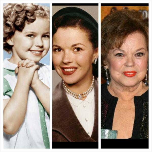 #RIP #ShirleyTemple #icon #ScreenLegend #ScreenDarling :( http://t.co/S1wBZCkD5A