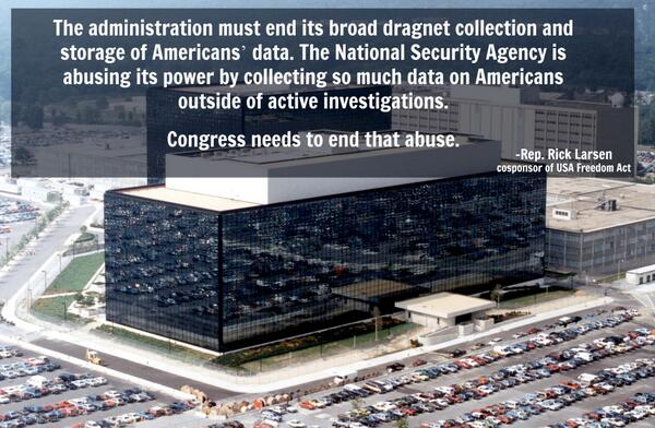 The #NSA's surveillance programs need tighter limitations, more transparency & more accountability. http://t.co/mgZxJZrQXD