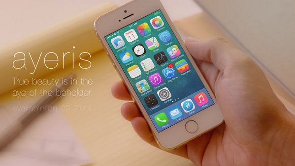 Introducing ayeris, an all new theme for iOS. http://t.co/AGl8PUjZP7