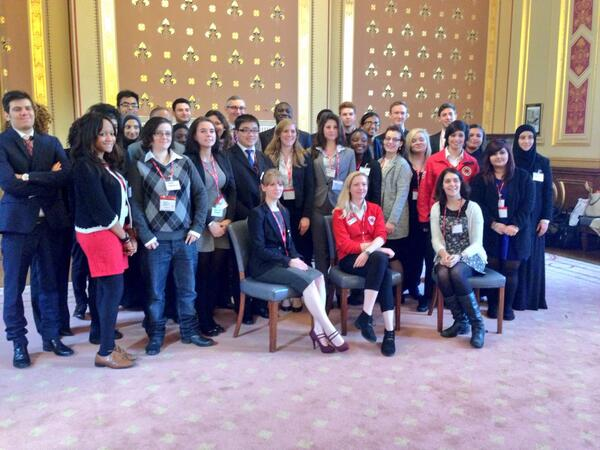 Fantastic MUN session today with @DrJonYorke. Gr8 insight in2 the UN. #youthinspirationgroup http://t.co/xVlGEHizlb