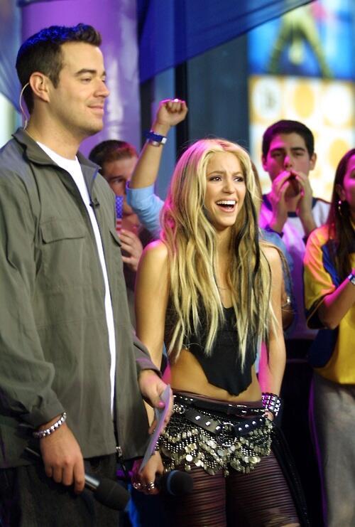 Amf On Twitter Shakira Shakira On Mtv S Trl Show Hey
