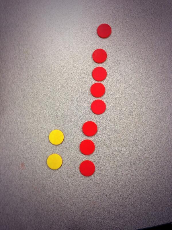 @mrsdegrootclass 8 and 2 is 10 - Calder #1stnumbertalks http://t.co/MJ5GqHfjir