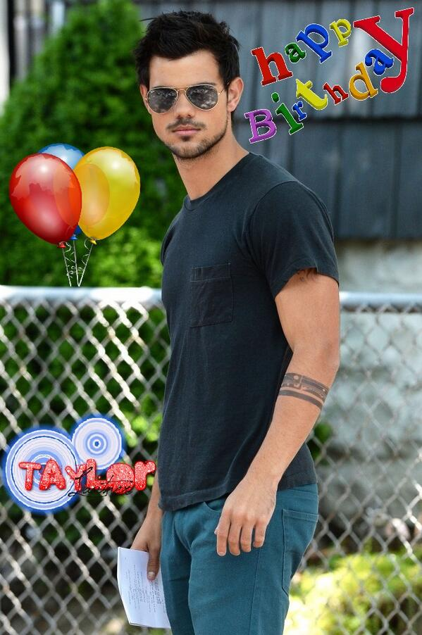 Happy 22nd birthday to #TaylorLautner, from all of us at @TMTaylorLautner!  #HappyBirthdayTaylorLautner http://t.co/mGJZ1em8WQ