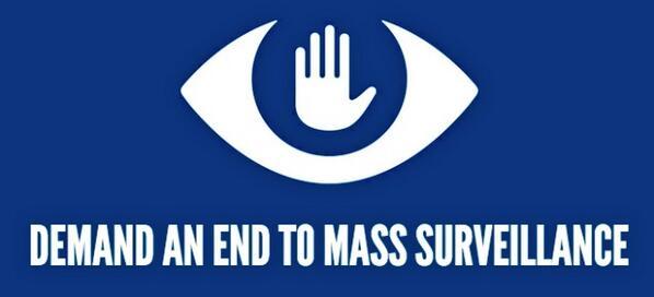 Alto al espionaje masivo