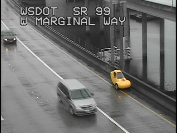 I'm at a loss for words. Yes, I too am shocked by that statement. This is a stall SB SR 99 at W. Marginal Way. http://t.co/sYmrxxzGf6