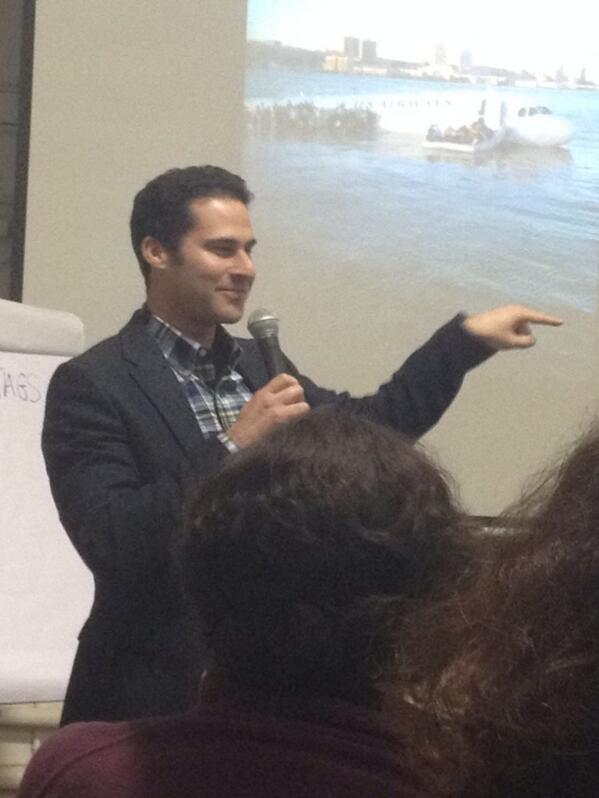 Thumbnail for Storytelling for Social Good with Burt Herman, co-founder of Storify
