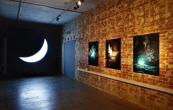 Republic of the Moon at Bargehouse London is reviewed by Denise Kwan http://t.co/1H0IO1RelS http://t.co/5EkJ9imTRZ