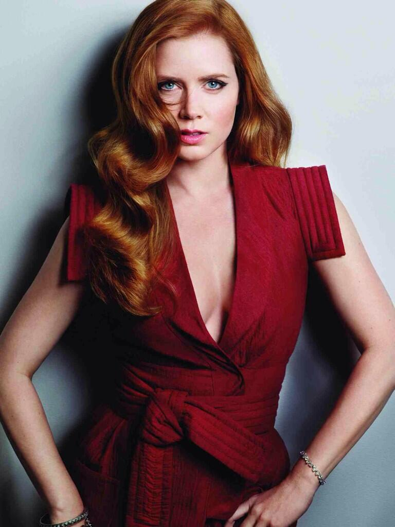 FAF lady of the day! Amy Adams. Saw her at party once, good dancer! I'd like t' dance with her horizontally! Silk! http://t.co/LUhMVxikou