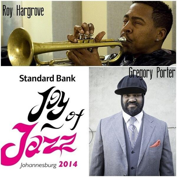 We proud to announce 2 Grammy award winning artists Gregory Porter and Roy Hargrove will grace our stage #JoyOfJazz http://t.co/MmKR0MySWc