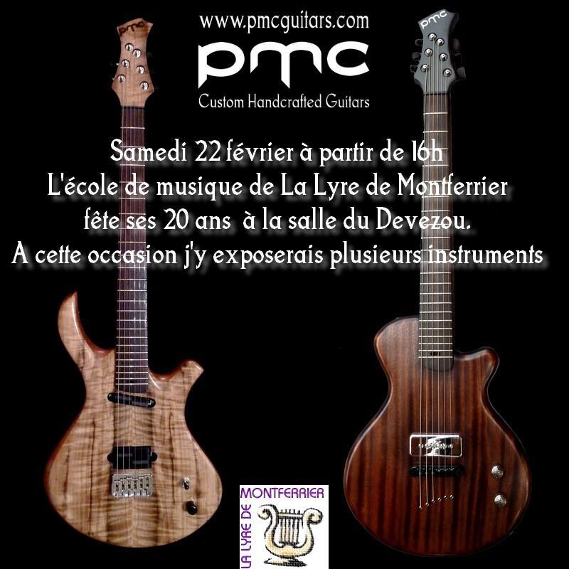 [LUTHIER] PMC Guitares - Guitares de luthier : Salon de Montrouge du 27 au 29 mars - Page 3 BgR073KCAAAqzkp