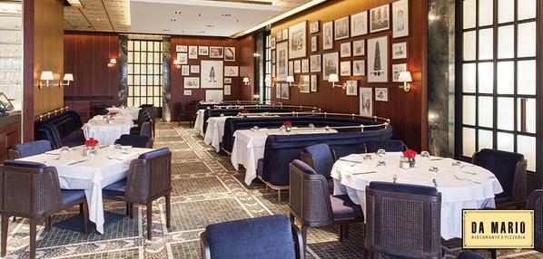 İstanbul klasiği haline gelen Da Mario, Etiler'den sonra Kalamış'ta açılan ikinci restoranı ile Anadolu Yakası'nda... http://t.co/MEEVOCgTgR