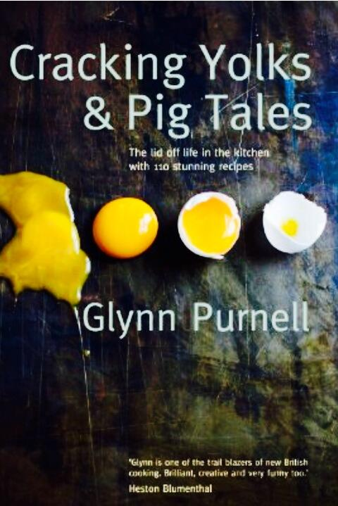 "Cover of new book out 22 nd of may ""cracking yolks and pigs tales "" http://t.co/dSLv6Cw83z"