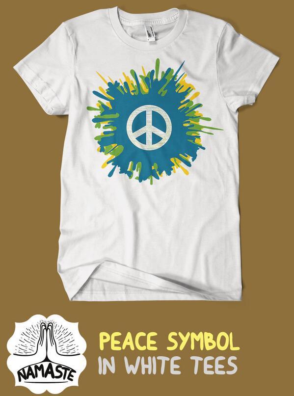 Namaste Store On Twitter Po Round 3 Peace Symbol 12 Feb 5 Mar
