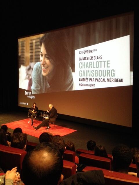 #GainsbourgMC c'est parti ! http://t.co/lirGYbzRHZ