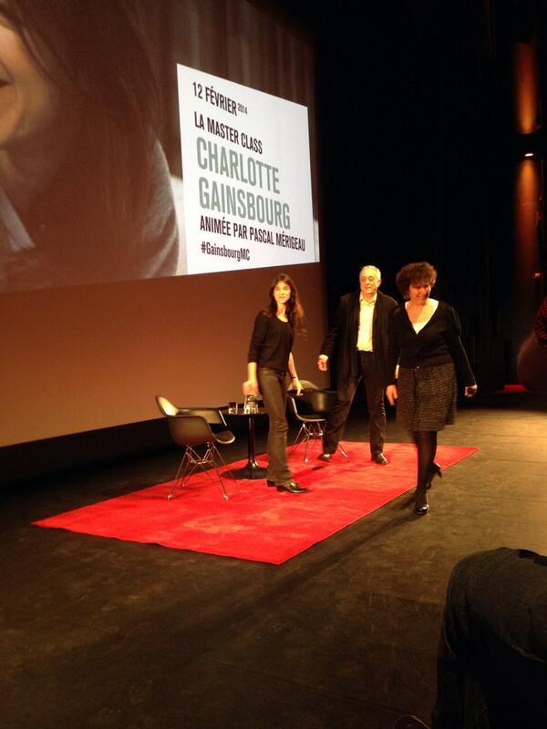 #GainsbourgMC ça commence ! http://t.co/ePTRa1R2Gd