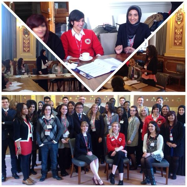@fcocareers  Fantastic #MUN at the Foreign and Commonwealth Office! http://t.co/VoWpSCo1f7