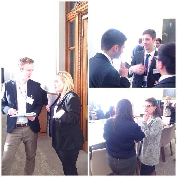 @fcocareers #MUN BCU and YIG alliance building discussions at the FCO. Complex issues negotiated! http://t.co/947CtaWuRu