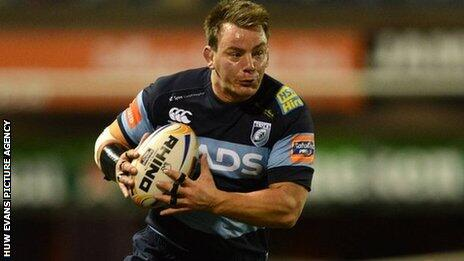 Cardiff Blues captain Matthew Rees resumes full-time training after cancer treatment http://t.co/WYp7R55QgC http://t.co/0oQdMb1vH6