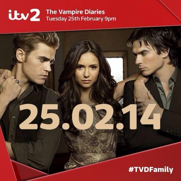 So #TVDUK is back on the 25th of February! http://t.co/8PkDAlqCrg