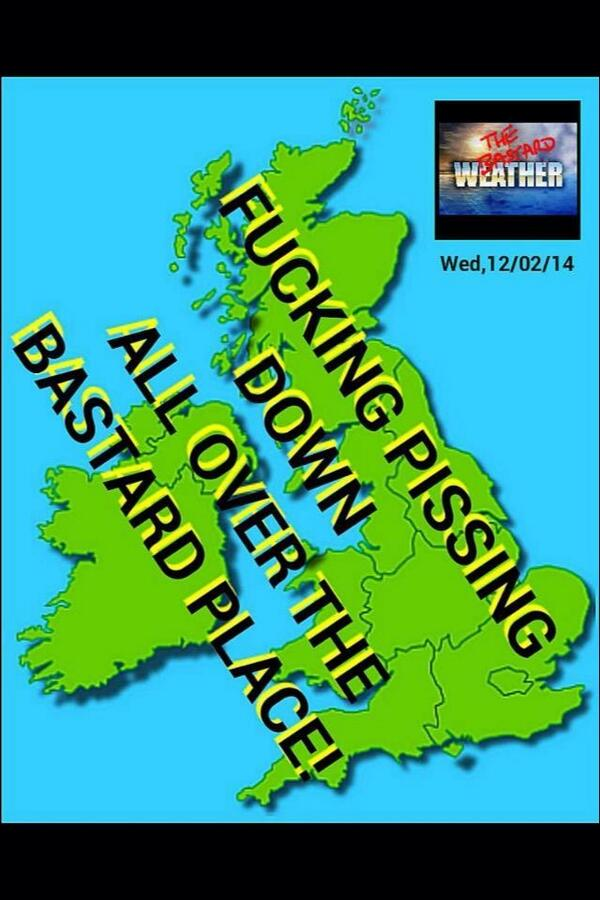 Latest news from the met office. http://t.co/nqeienWFtV