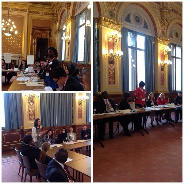 """""""@DrJonYorke: @fcocareers YIG speeches at the #MUN http://t.co/CFfF5GiAli"""" Engaging and Inspiring #youthinspiration @foreignoffice"""
