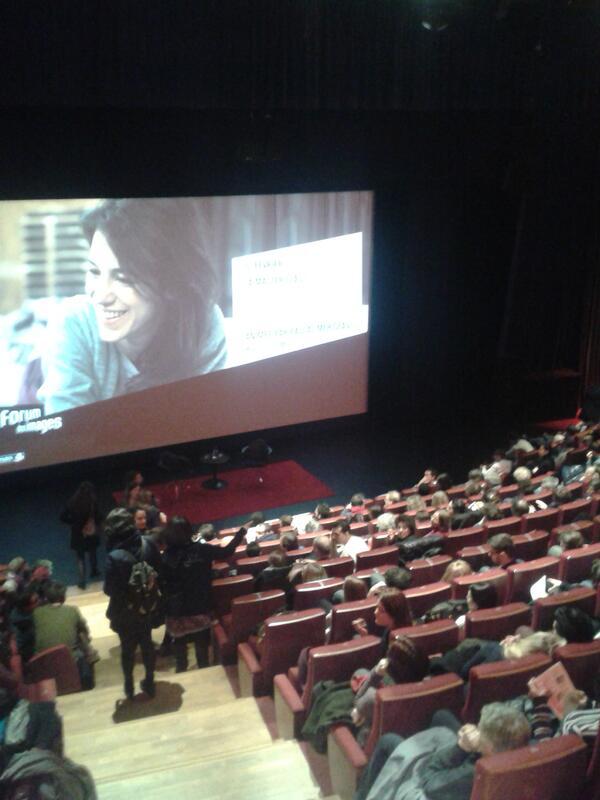 La salle est prête à accueillir Charlotte Gainsbourg !! #GainsbourgMC http://t.co/22L7KTQ8f6